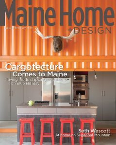 Maine Home + Design, Jan/Feb 2010