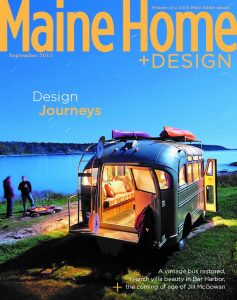 Maine Home & Design, Sept. 2011