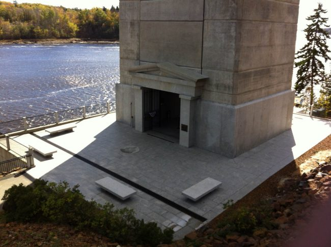 Penobscot Narrows Bridge & Observatory Granite Work