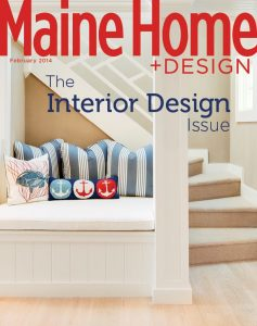 Maine Home & Design, Feb. 2014