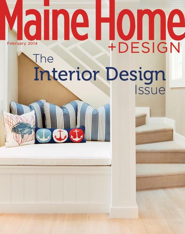 Maine Home & Design, February 2014