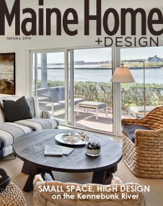 Maine Home & Design, January 2014