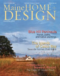 Maine Home + Design, September 2008