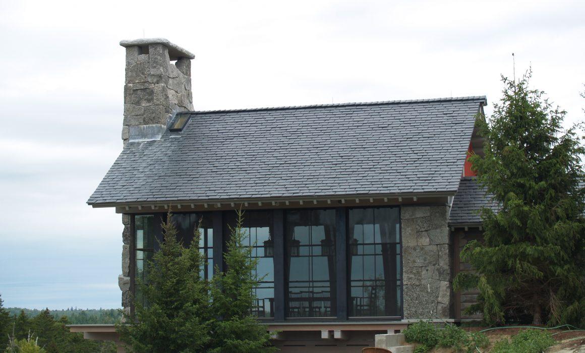 Veneer and facade stonework