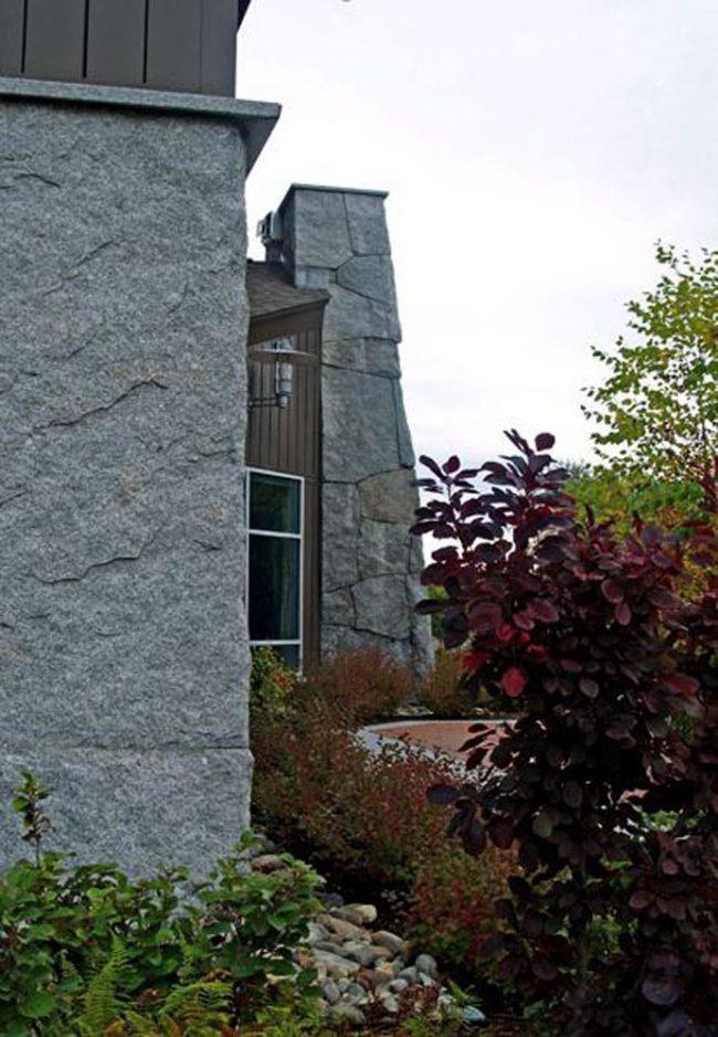 Freshwater Stone - Jackson Laboratory, Bar Harbor, ME