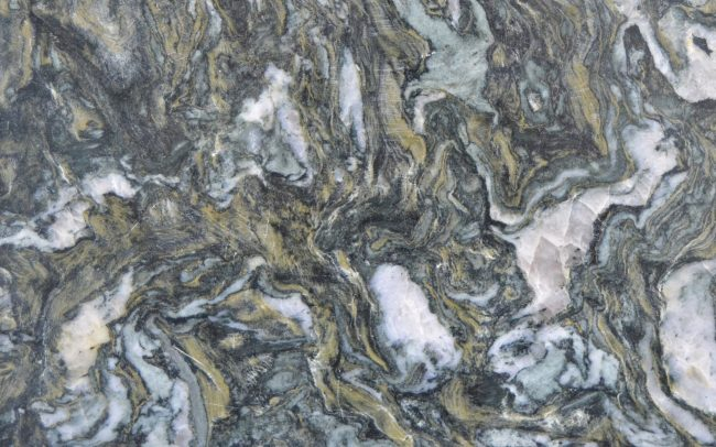 Duck Cove Schist - Polished