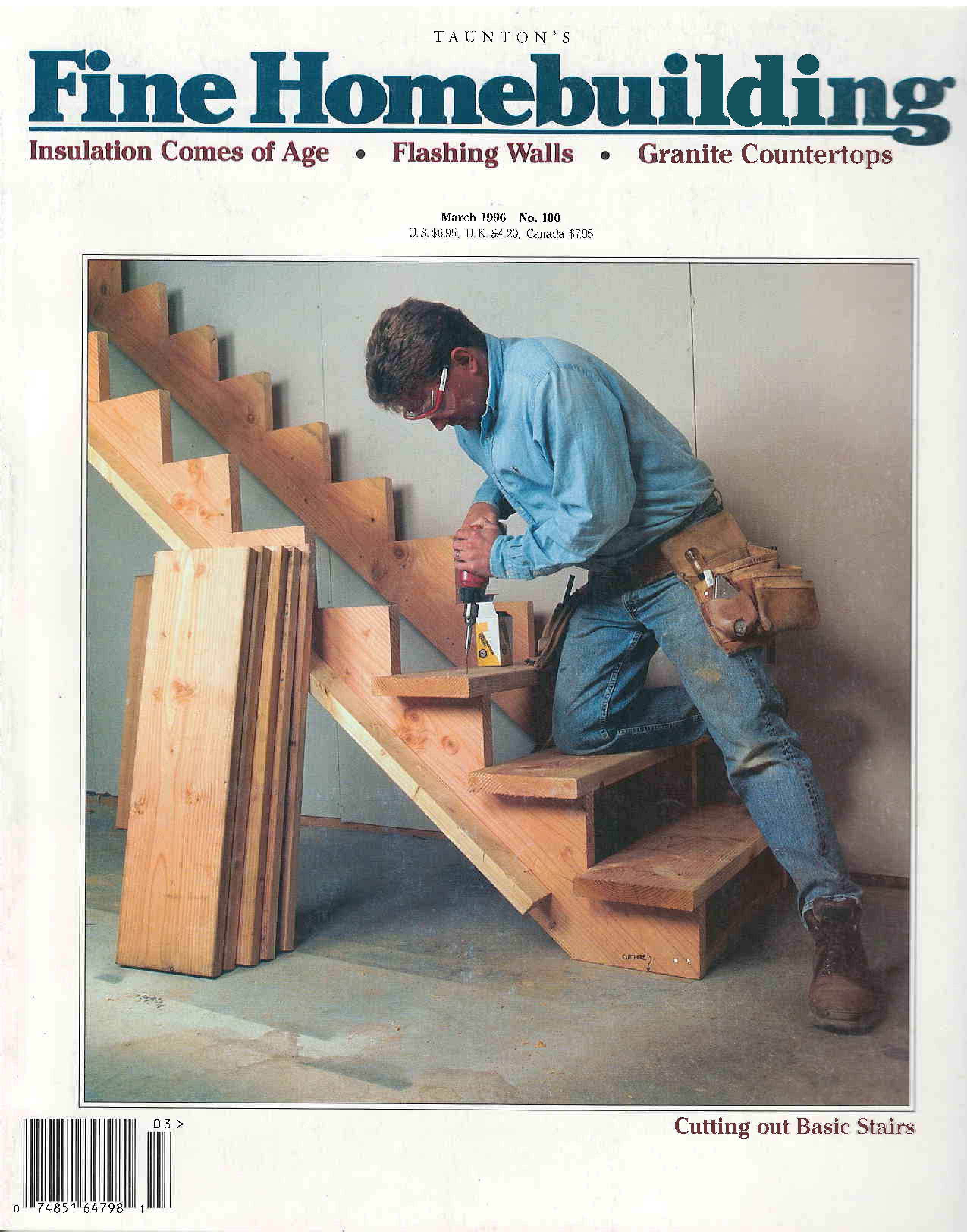 Fine Homebuilding, March 1996