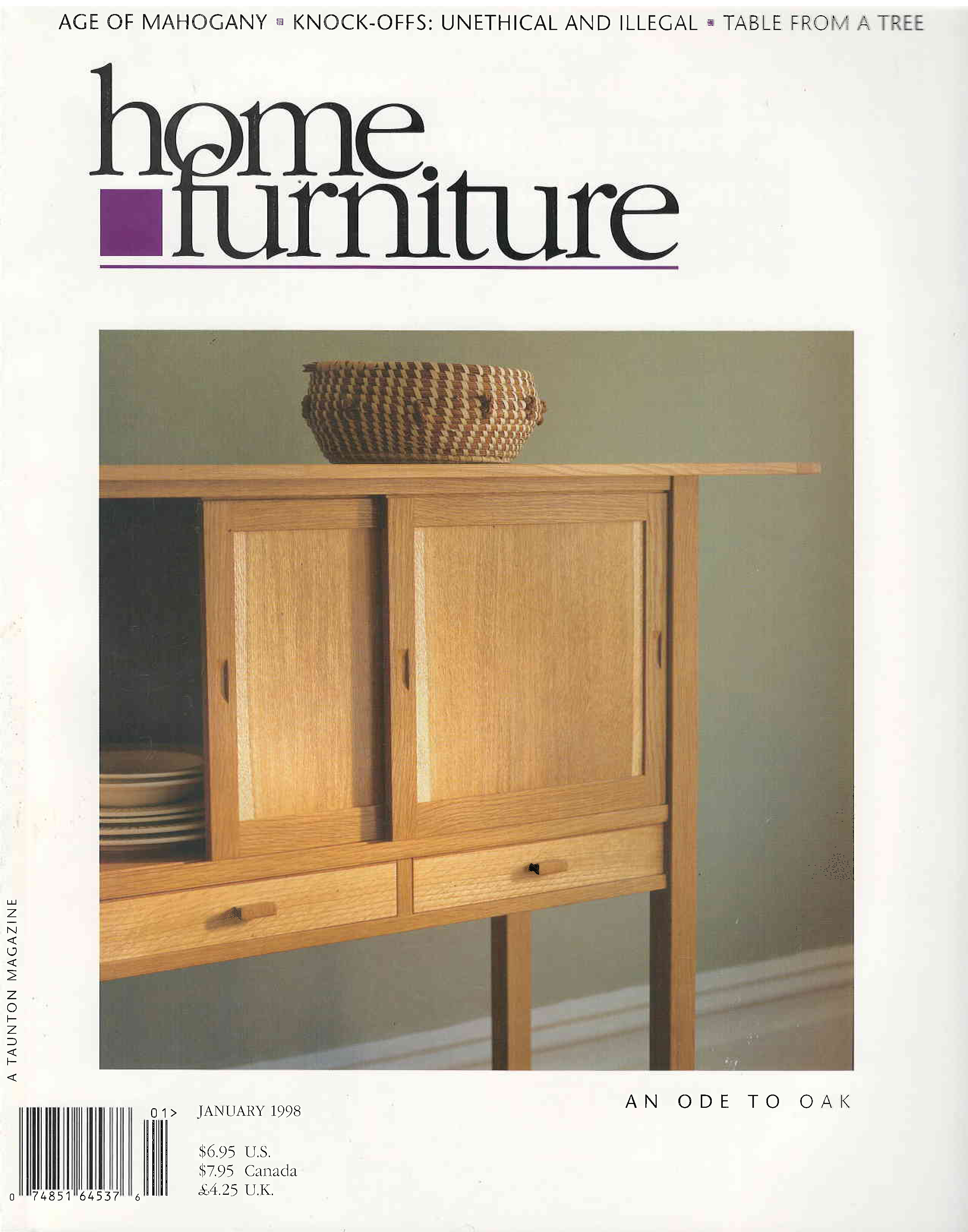 Home Furniture, January 1998