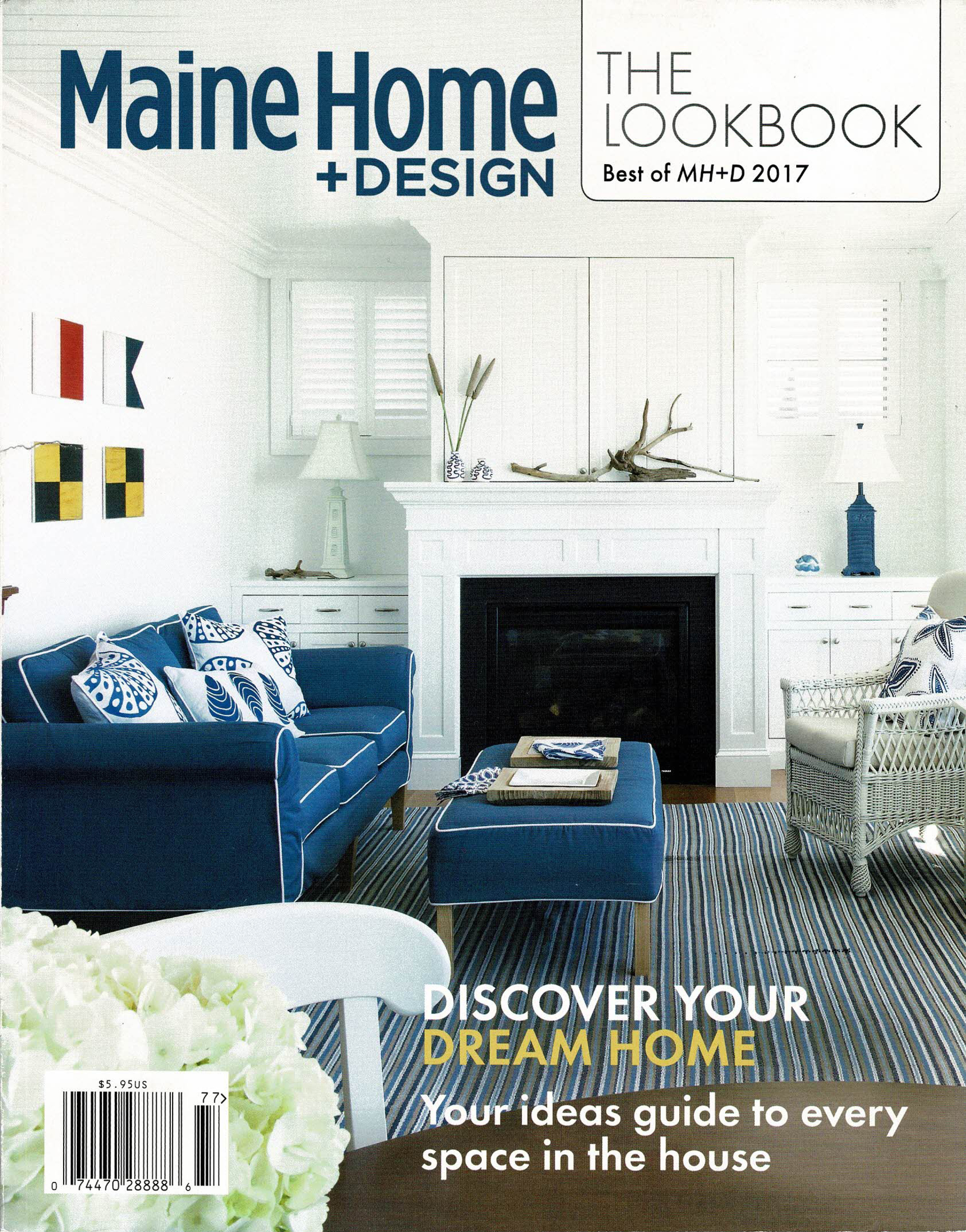 Maine Home & Design Lookbook, 2017