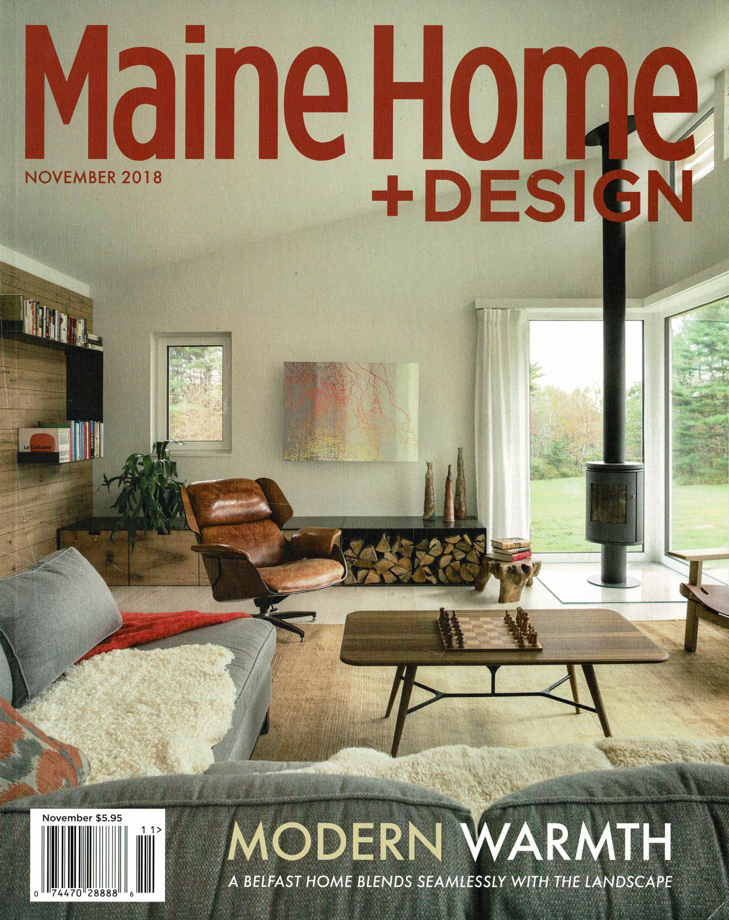 Maine Home & Design, November 2018