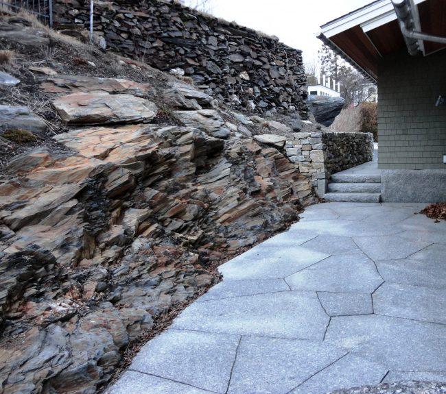Freshwater Pearl granite pavers